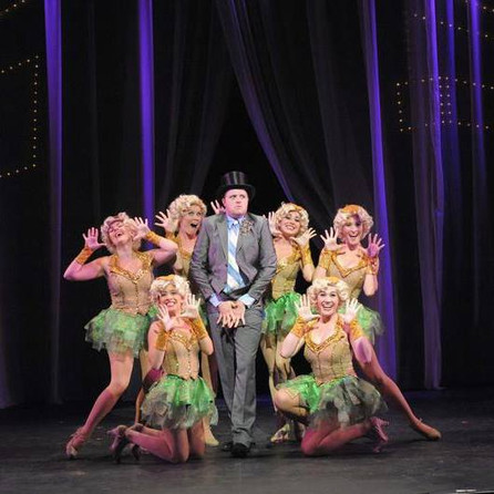 """""""The Producers"""", Olney Theatre Center"""