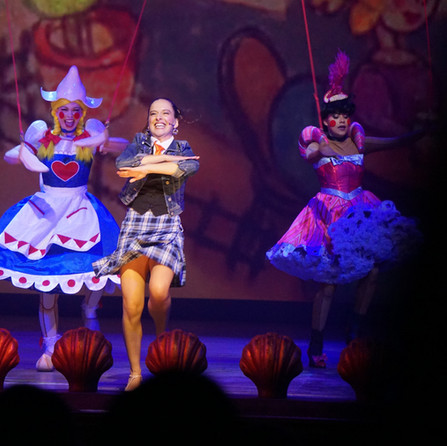 "Nicole ""Wishes"", Disney Fantasy (Disney Cruise Lines)"