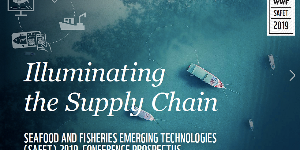 Seafood and Fisheries Emerging Technologies Conference 2019