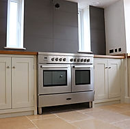 Stailess steel gas range cooker