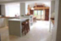 Kitchen diner extension