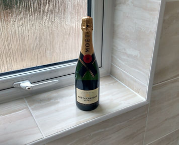 Bottle of bubbly