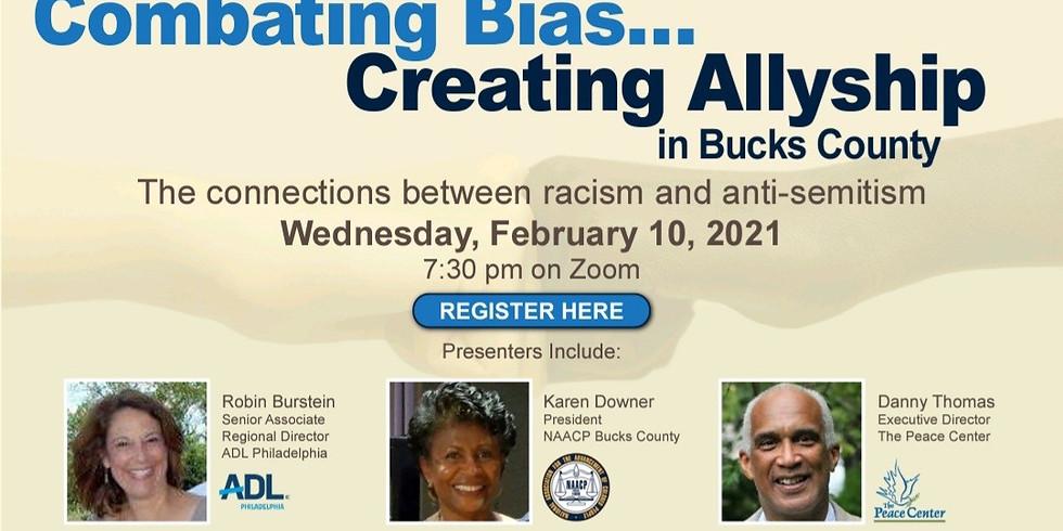 Combatting Bias- Creating Allyship in Bucks County