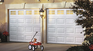 Clopay Classic Collection garage door