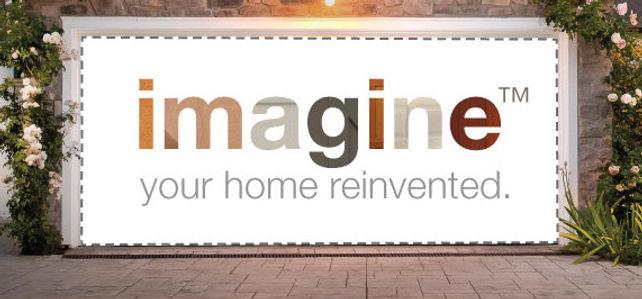 Clopay garage door imagination app