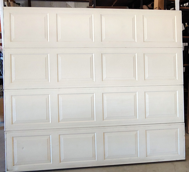 #10 8x7 Windsor 775 Insulated White