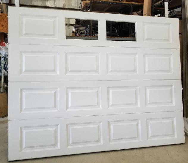#2  9x7 Clopay 4050 White