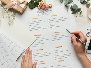 10 Wedding Planning Tips To Put Your Mind At Ease!