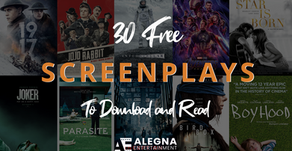 30 Free Screenplays To Download & Read