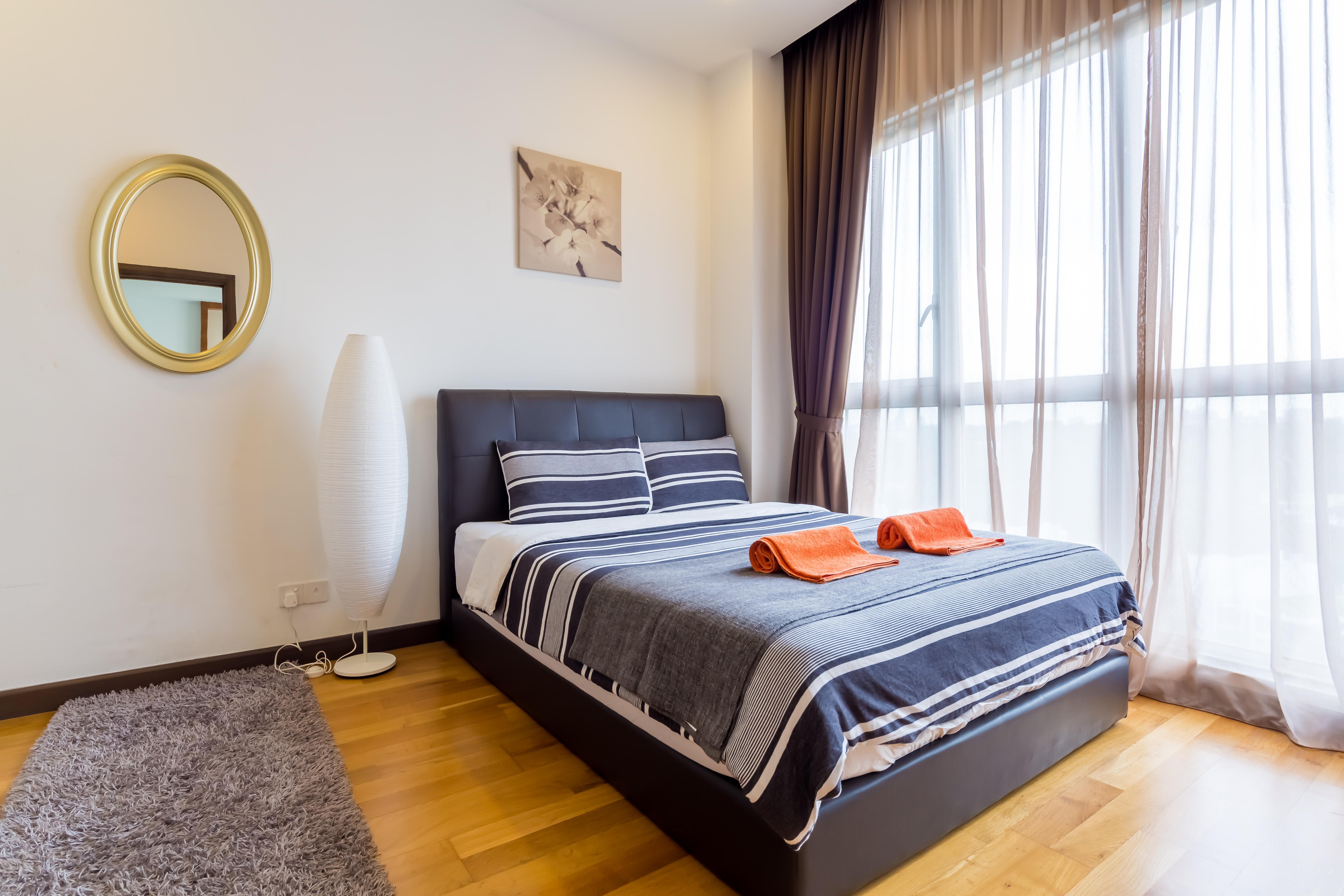 1 Bedroom Queen Suite