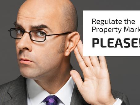 Government Regulation? Please!