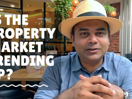 Is The Property Market Trending Up?