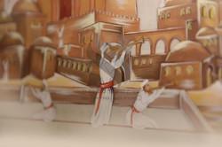 כתובה בית המקדש2
