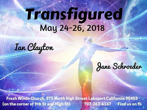 Transfigured: Session 3 - Transfiguration