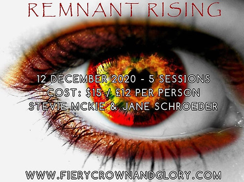 """Remnant Rising - """"One Day Intensive"""""""