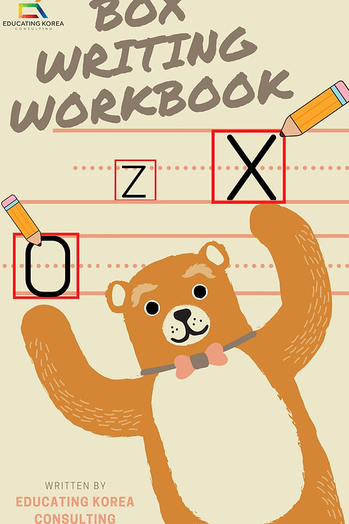 Box Writing Workbook