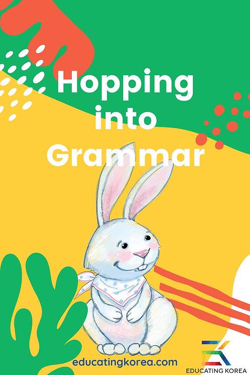 Hopping into Grammar