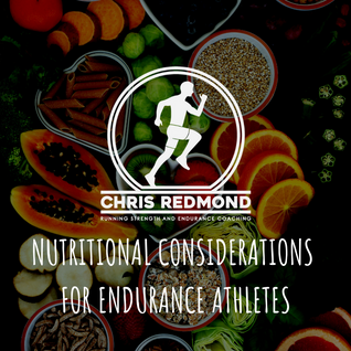 Nutritional Considerations for Endurance Athletes