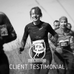 Client Testimonial - Sally