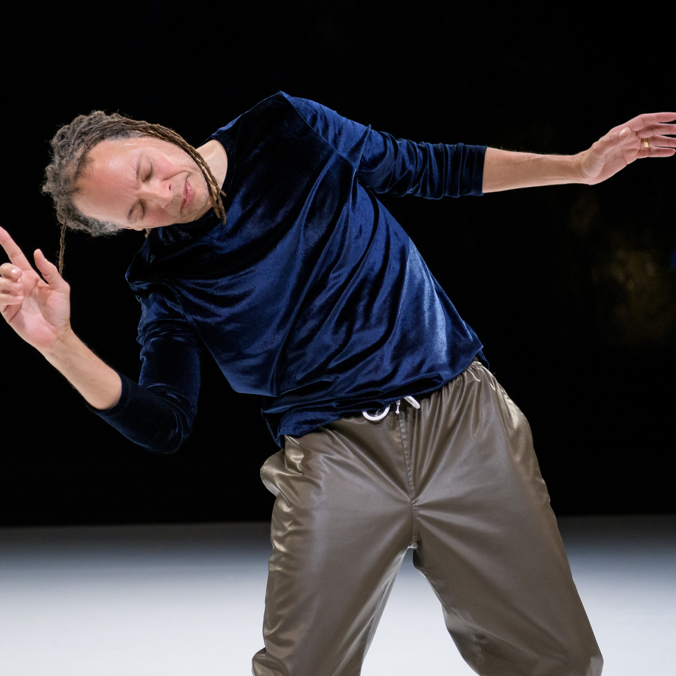 Dancer Thomas F. DeFrantz