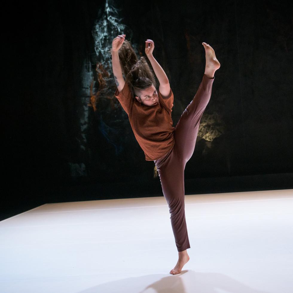 Dancer Ilona Bito