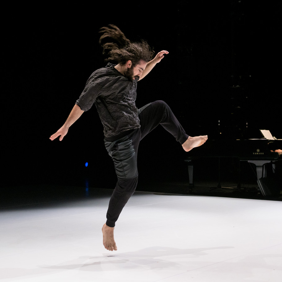 Dancer Alex Romania