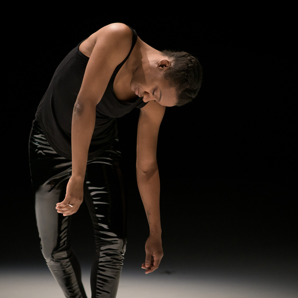 Dancer Rakia Seaborn