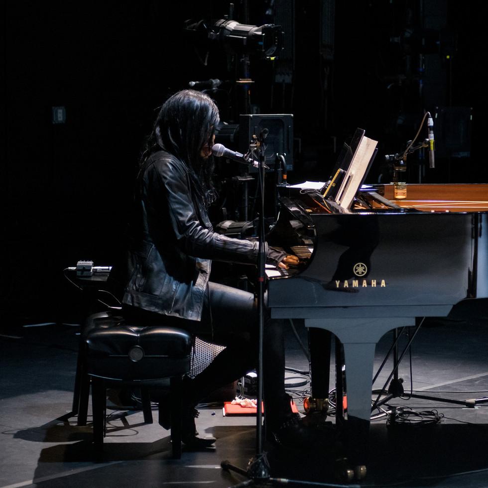 Musician/composer M. Lamar
