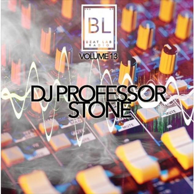 Dj Professor Stone on Beatlab Radio