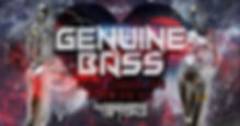 Genuine Bass February 2020 Event Banner