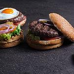 Dos Hamburguesas deliciosas