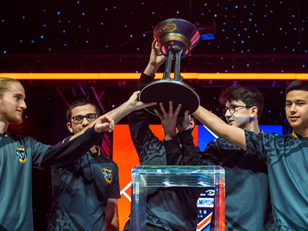 Splyce takes the crown of  2018 Halo World Championship  Finals