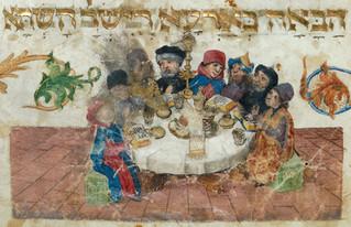 ביקור בתוך בית יהודי בימי הביניים - עם מדריך טיולים נוצרי