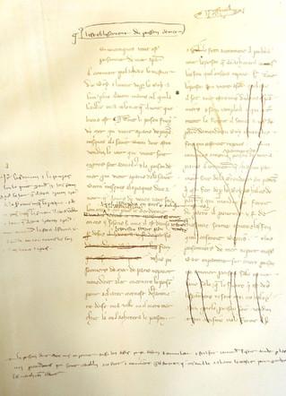 לעבודה ולמלאכה - מקצועות בימי הביניים