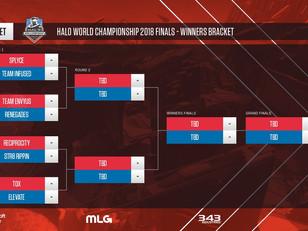 Halo Championship Series 2018 Finals Day 2 Recap
