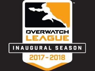 Overwatch League Week 4 Schedule