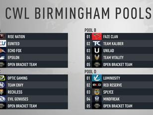 Call of Duty World League Birmingham Pool Play