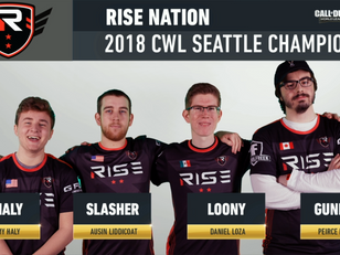 Rise Nation grinds out Championship Sunday to win CWL Seattle