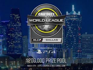 Call of Duty World League Dallas Open Tournament