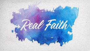 """Real Faith"""