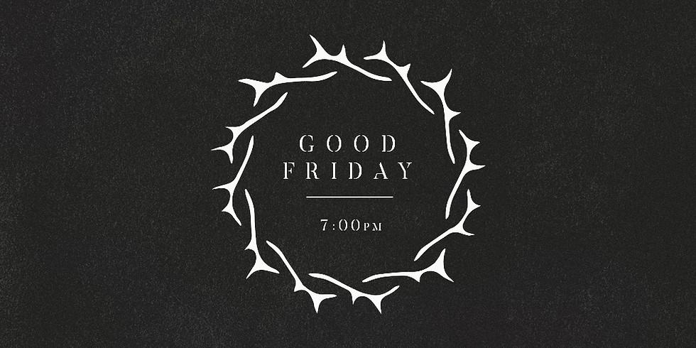 Good Friday Service (1)