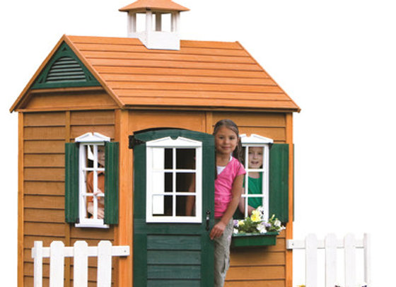Bayberry Ready to Assemble Playhouse