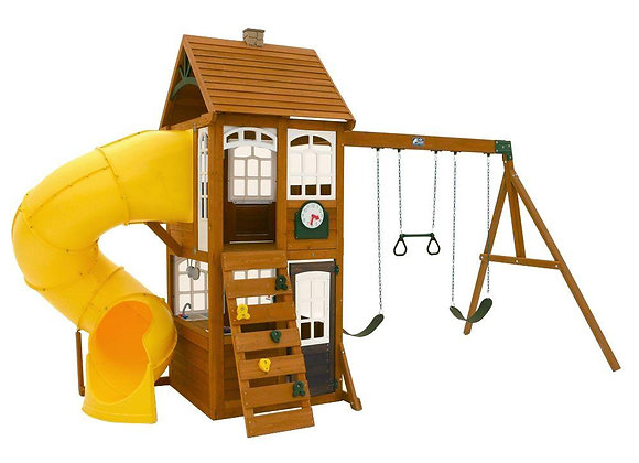 Creston Lodge Wooden Playset F24953 by Kid Kraft