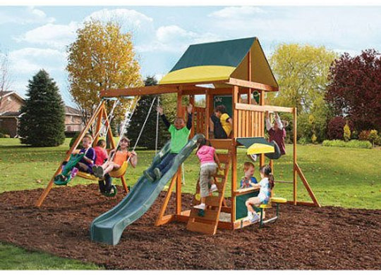 Brookridge Swingset