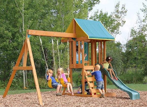 Appleton Wooden Swingset