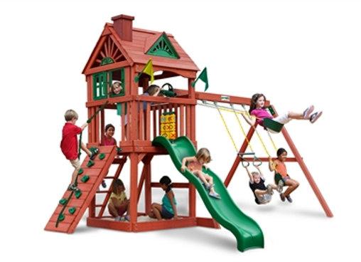 Nantucket Backyard Swing Set