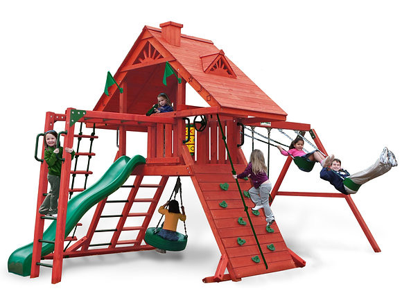 Sun Palace II Wooden Playset by Gorilla