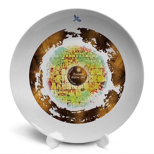 Plate «Jerusalem. Western Wall»