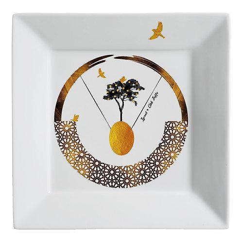 Plate «Old Jaffa»