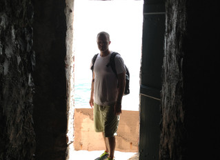 The Door of No Return... (Goree Island, Senegal)